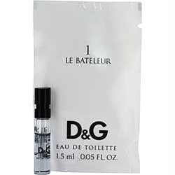 D & G 1 Le Bateleur By Dolce & Gabbana Edt Spray Vial