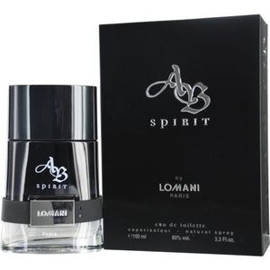 Ab Spirit By Lomani Edt Spray 3.3 Oz