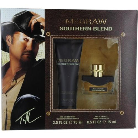 Tim Mcgraw Gift Set Mcgraw Southern Blend By Tim Mcgraw