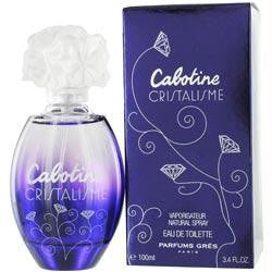 Cabotine Cristalisme By Parfums Gres Edt Spray 3.4 Oz