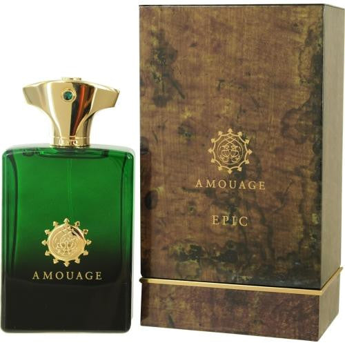 Amouage Epic By Amouage Eau De Parfum Spray 3.4 Oz