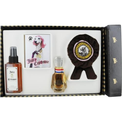 Juicy Couture Gift Set Juicy Crittoure By Juicy Couture