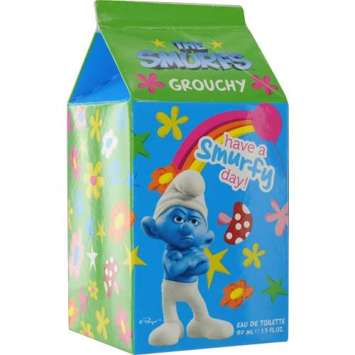 Smurfs By First American Brands Grouchy Smurf Edt Spray 1.7 Oz freeshipping - 123fragrance.net