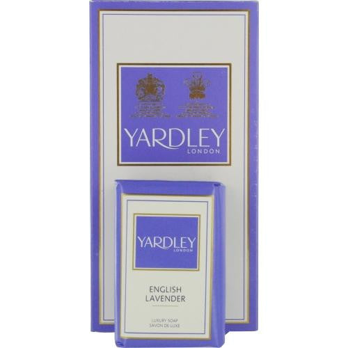 Yardley By Yardley English Lavender Luxury Soaps 3x3.5 Oz Each