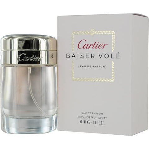 Cartier Baiser Vole By Cartier Eau De Parfum Spray 1.6 Oz freeshipping - 123fragrance.net