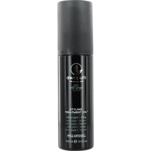 Awapuhi Wild Ginger Styling Treatment Oil 3.4 Oz
