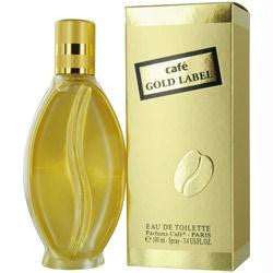 Cafe Gold Label By Cofinluxe Edt Spray 3.4 Oz