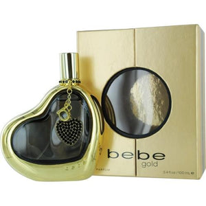 Bebe Gold By Bebe Eau De Parfum Spray 3.4 Oz