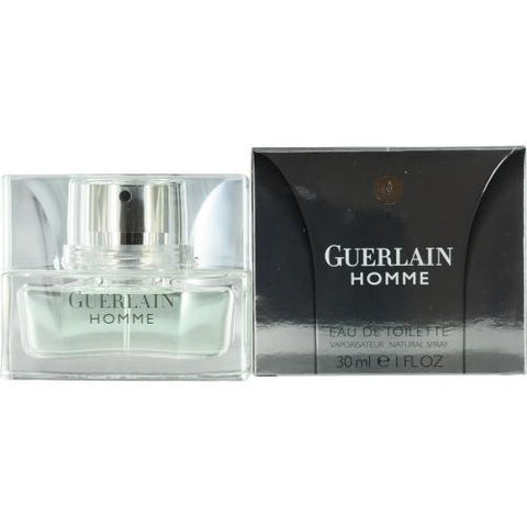 Guerlain Homme By Guerlain Edt Spray 1 Oz