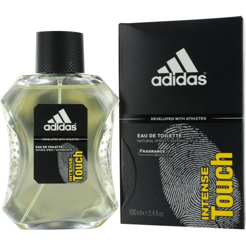 Adidas Intense Touch By Adidas Edt Spray 3.4 Oz (developed With Athletes)