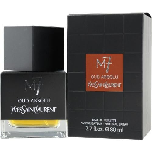M7 Oud Absolu By Yves Saint Laurent Edt Spray 2.7 Oz (la Collection Edition)