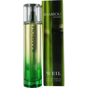 Bambou By Weil Paris Eau De Parfum Spray 3.3 Oz