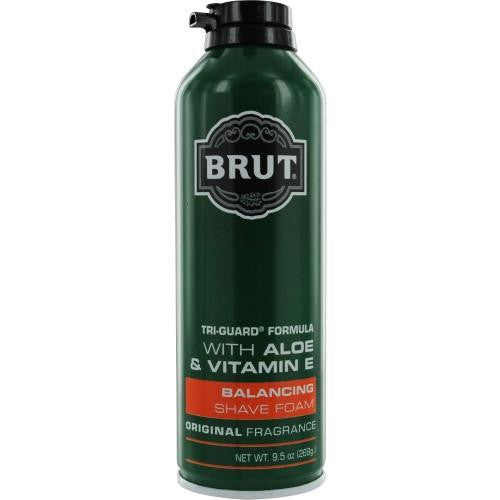 Brut By Faberge Shave Foam 9.5 Oz