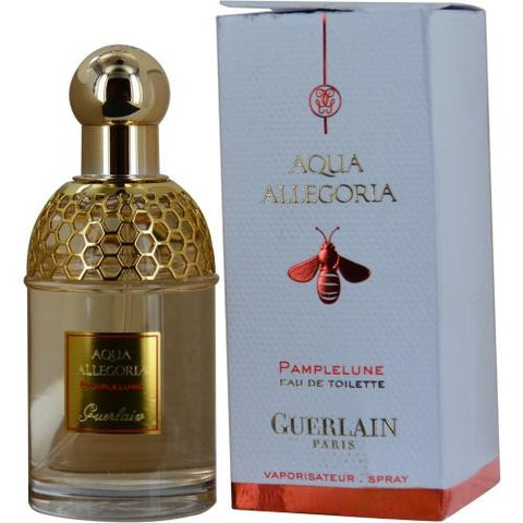 Aqua Allegoria Pamplelune By Guerlain Edt Spray 2.5 Oz