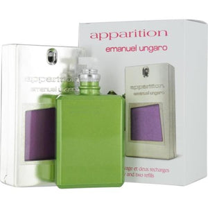 Apparition By Ungaro Eau De Parfum Refillable Spray .7 Oz & Eau De Parfum Refill Spray .7 Oz (travel Offer)