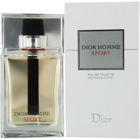 Dior Homme Sport By Christian Dior Edt Spray 3.4 Oz (2012 Edition)