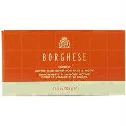 Borghese Active Mud Soap Face & Body 11.5 Oz freeshipping - 123fragrance.net