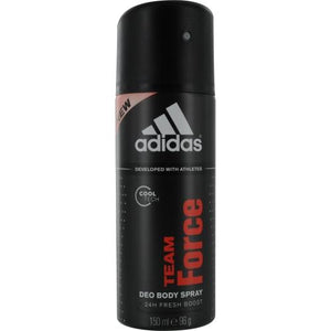 Adidas Team Force By Adidas Deodorant Body Spray 5 Oz (developed With Athletes)