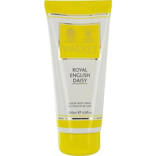 Yardley By Yardley Royal English Daisy Body Wash 6.8 Oz