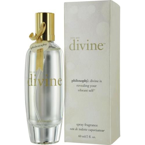 Philosophy You Are Divine By Philosophy Edt Spray 2 Oz freeshipping - 123fragrance.net