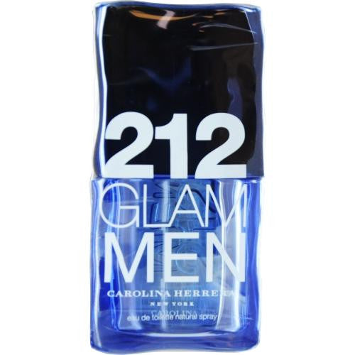 212 Glam By Carolina Herrera Edt Spray 3.4 Oz