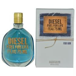 Diesel Fuel For Life L'eau By Diesel Edt Spray 2.5 Oz (limited Edition) freeshipping - 123fragrance.net