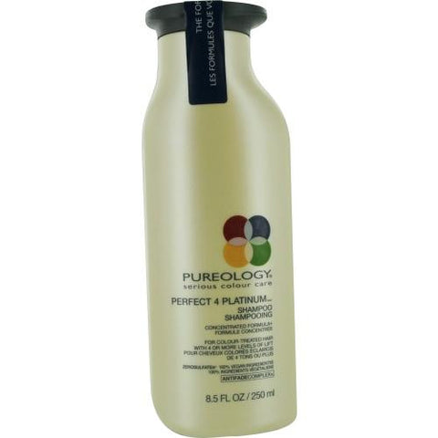 Perfect 4 Platinum Shampoo 8.5 Oz freeshipping - 123fragrance.net