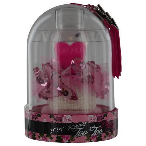 Betsey Johnson Too Too Pretty By Betsey Johnson Eau De Parfum Spray 1.7 Oz