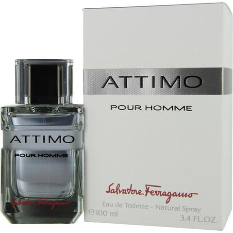 Attimo By Salvatore Ferragamo Edt Spray 3.4 Oz