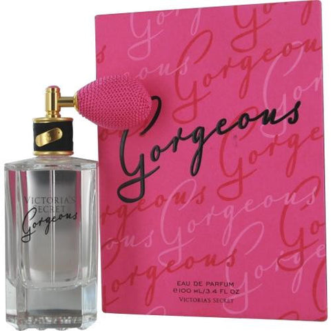 Gorgeous By Victoria's Secret Eau De Parfum With Atomizer 3.4 Oz