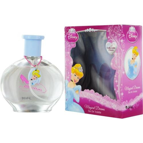 Cinderella By Disney Edt Spray 1.7 Oz With Charm