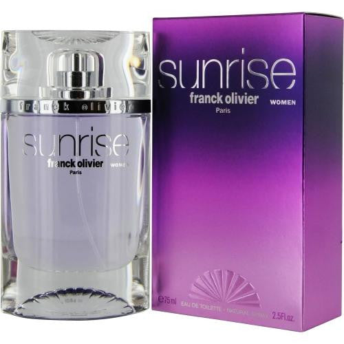 Sunrise By Franck Olivier Edt Spray 2.5 Oz freeshipping - 123fragrance.net