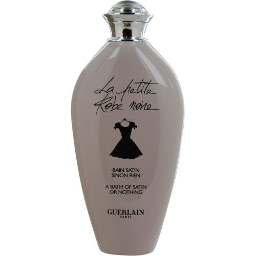 La Petite Robe Noire By Guerlain Shower Gel A Bath Of Satin 6.7 Oz