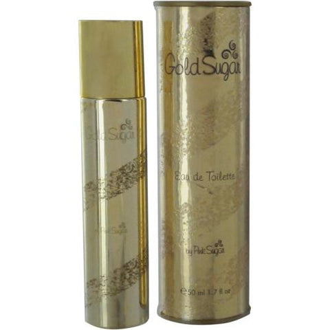 Gold Sugar By Aquolina Edt Spray 1.7 Oz