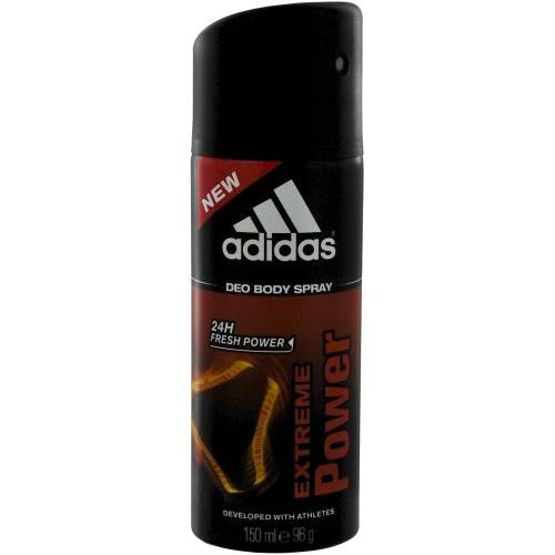 Adidas Extreme Power By Adidas Deodorant Body Spray 5 Oz (developed With Athletes)