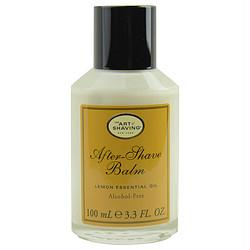 Aftershave Balm Alcohol Free - Lemon Essential Oil --100ml-3.3oz