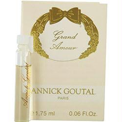 Grand Amour By Annick Goutal Edt Vial On Card
