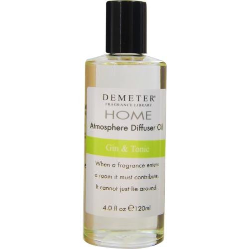 Demeter Gin & Tonic Atmosphere Diffuser Oil 4 Oz By Demeter