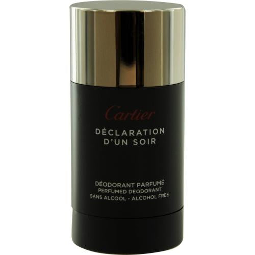 Declaration D'un Soir By Cartier Deodorant Stick Alcohol Free 2.5 Oz