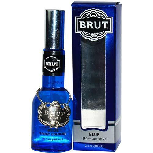 Brut Blue Special Reserve By Faberge Cologne Spray 3 Oz (glass Bottle)