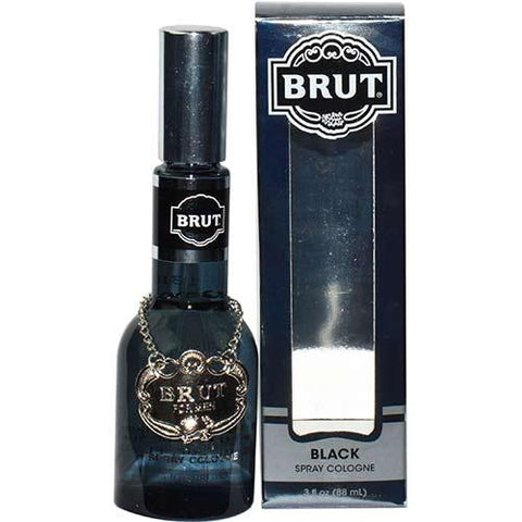 Brut Black Special Reserve By Faberge Cologne Spray 3 Oz (glass Bottle) freeshipping - 123fragrance.net
