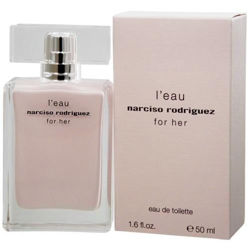 Narciso Rodriguez L'eau For Her By Narciso Rodriguez Edt Spray 1.6 Oz