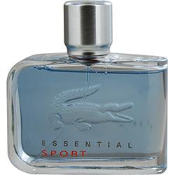Lacoste Essential Sport By Lacoste Edt Spray 2.5 Oz (unboxed)
