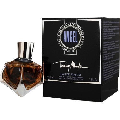 Angel By Thierry Mugler The Fragrance Of Leather-eau De Parfum Spray 1 Oz (20th Anniversary)