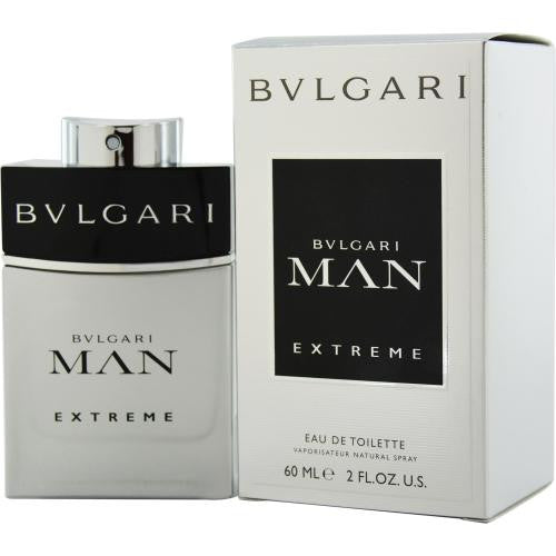Bvlgari Man Extreme By Bvlgari Edt Spray 2 Oz
