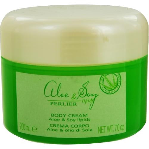 Aloe And Soy Lipids Body Cream--7oz