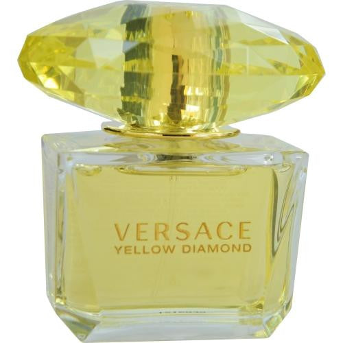 Versace Yellow Diamond By Gianni Versace Edt Spray 3 Oz *tester