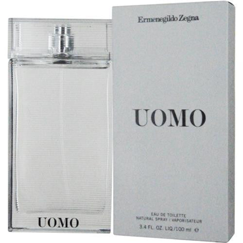 Zegna Uomo By Ermenegildo Zegna Edt Spray 3.4 Oz