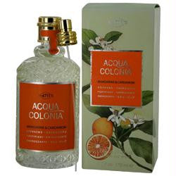 4711 Acqua Colonia By 4711 Mandarine & Cardamom Eau De Cologne Spray 5.7 Oz