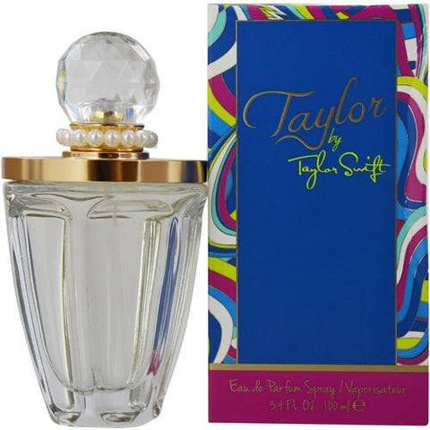 Taylor By Taylor Swift By Taylor Swift Eau De Parfum Spray 3.4 Oz
